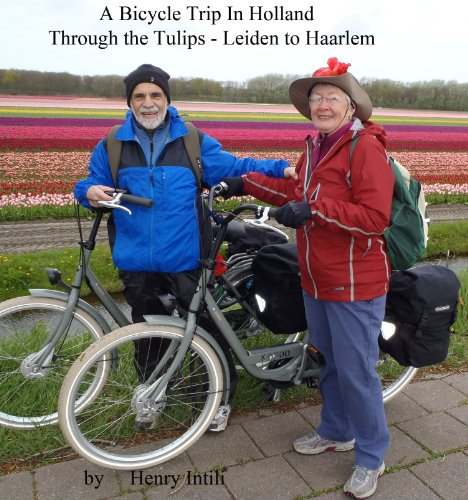 A Bicycle Trip in Holland Through the Tulip Fields, Leiden to ()