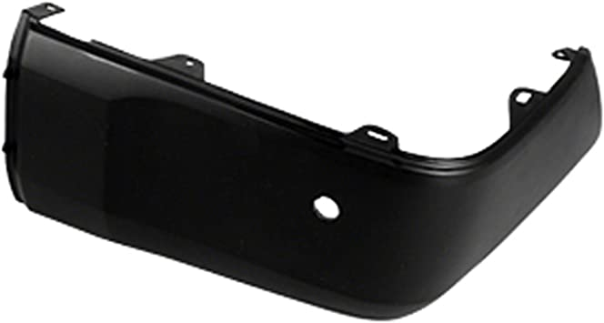 New TO1105123 Rear Passenger Side Bumper End for Toyota Tundra 2014-2016