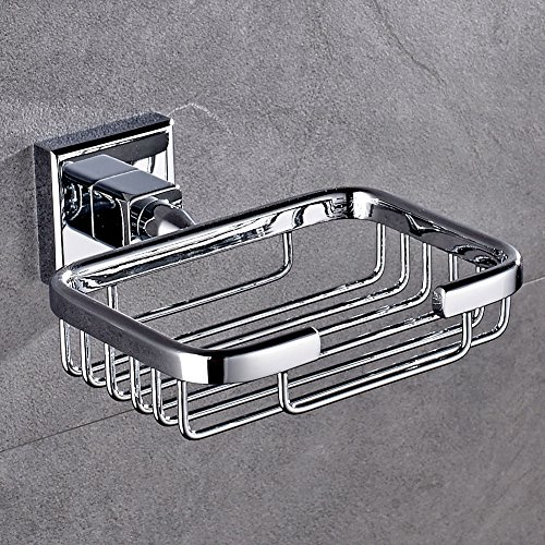 bathroom soap dish chrome - 7