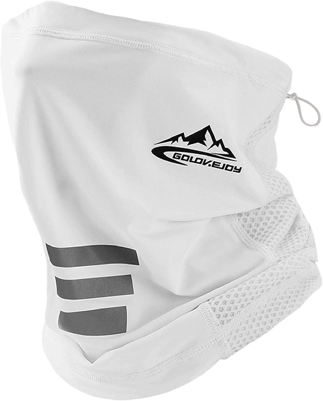 Cycling Neck Gaiter Bandana Headband Face Scarf Shield Head Cover Snood Gifts