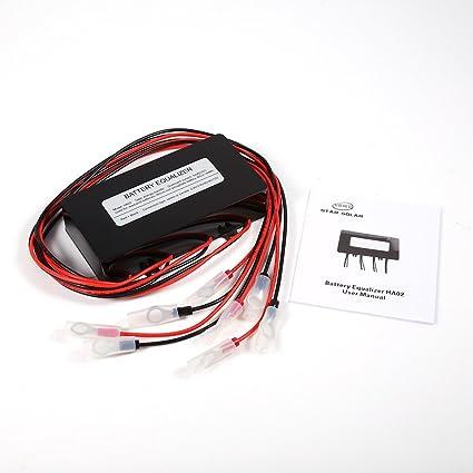 Balanceador de ecualizador de batería solar para batería de ...