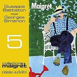 Maigret (Maigret 5) Audiobook