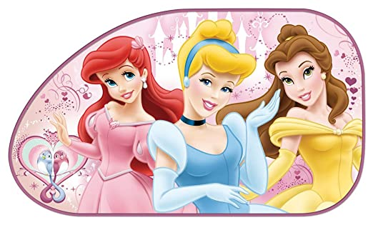 49 opinioni per Disney Baby Coppia tendine laterali trapezio Principesse