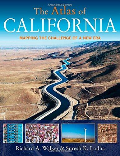 Atlas Of California