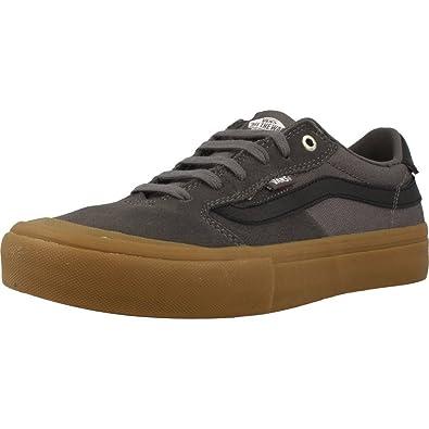 0633783a13a Vans Style 112 Pro Pewter Gum Skate Shoes  Amazon.co.uk  Shoes   Bags