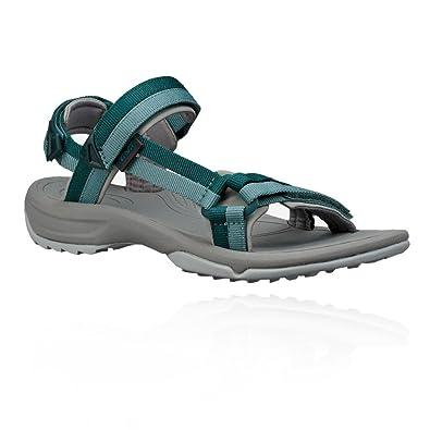 49092677625cb5 Teva Womens Terra Fi Lite Synthetic Sandals North Atlantic Size EU 37 - US  W6
