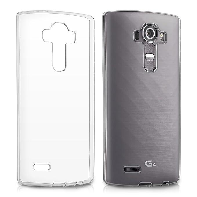 13 opinioni per kwmobile LG G4 Cover- Custodia per LG G4