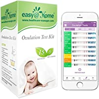 Variant of Easy@Home Ovulation (LH) and Pregnancy (HCG) Combo Urine Test Strips Kit (15 LH + 5 HCG)