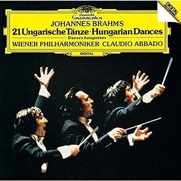 ブラームス:ハンガリー舞曲集(SHM-CD)