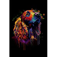English Cocker Spaniel Notebook: English Cocker Spaniel Composition Notebook 120 graph paper Pages Journal and Diary…