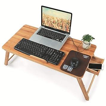 ... Plegable del Escritorio del Estudiante del Escritorio Plegable del Ordenador portátil del Ordenador portátil Mesa de Estudio Infantil: Amazon.es: Hogar