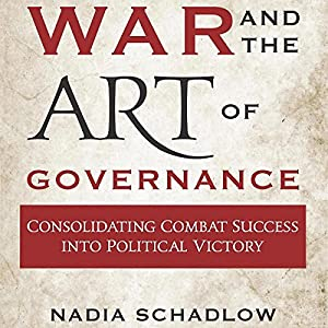 War and the Art of Governance Audiobook