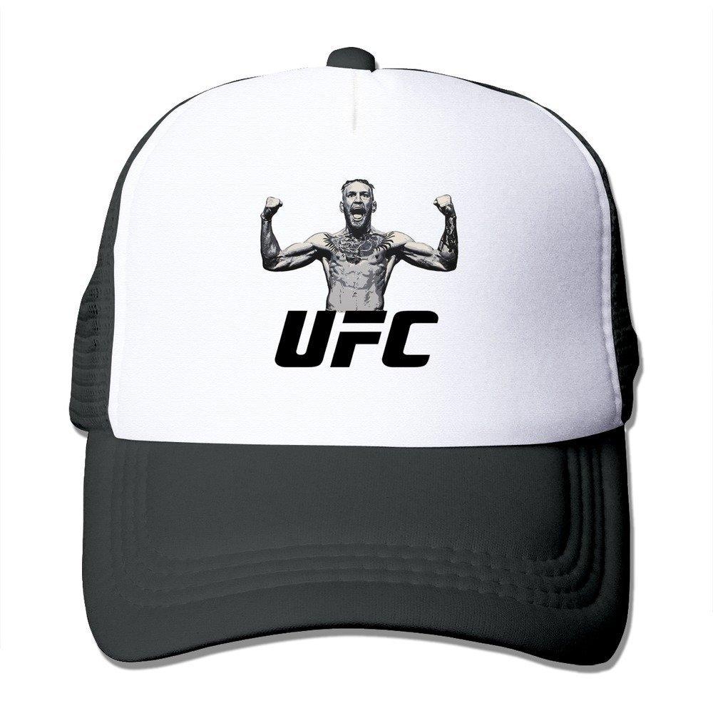 XCarmen - Gorra negra UFC de Conor McGregor Cool Snapbacks Black
