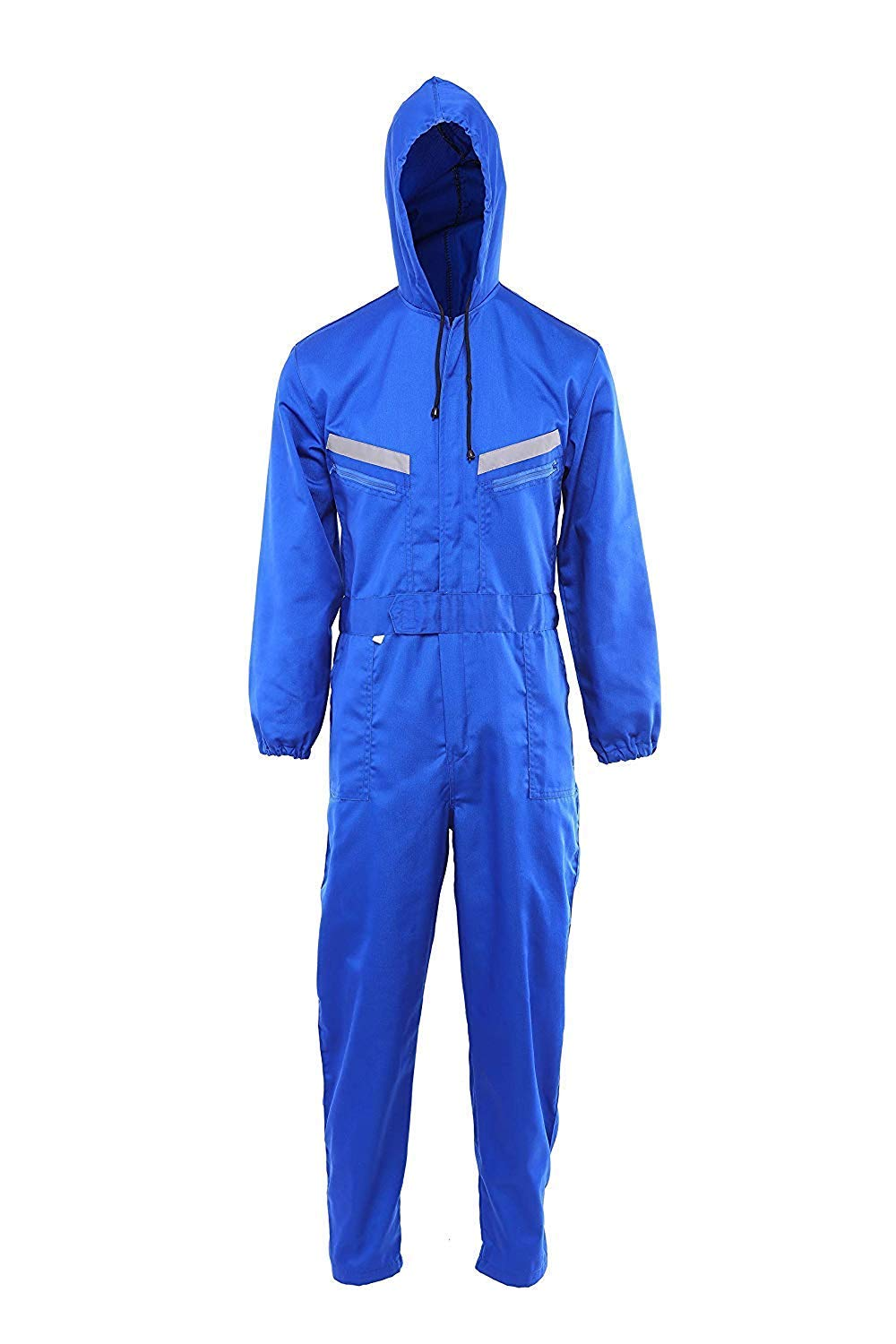 Boolee Women's Hoodies Work Coverall Visibility Long Sleeve