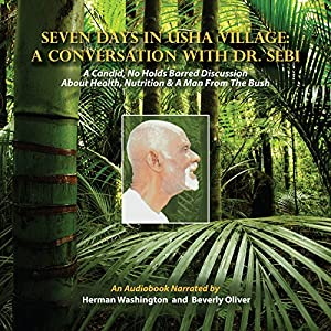 Seven Days in Usha Village Audiobook