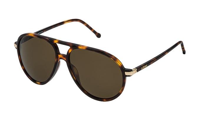Loewe SLW972M56748P, Gafas de sol para Mujer, Matte Dark ...