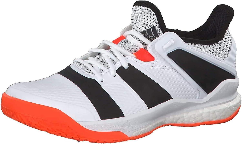 Adidas Stabil X Zapatillas Indoor - SS20-41.3: Amazon.es: Zapatos ...