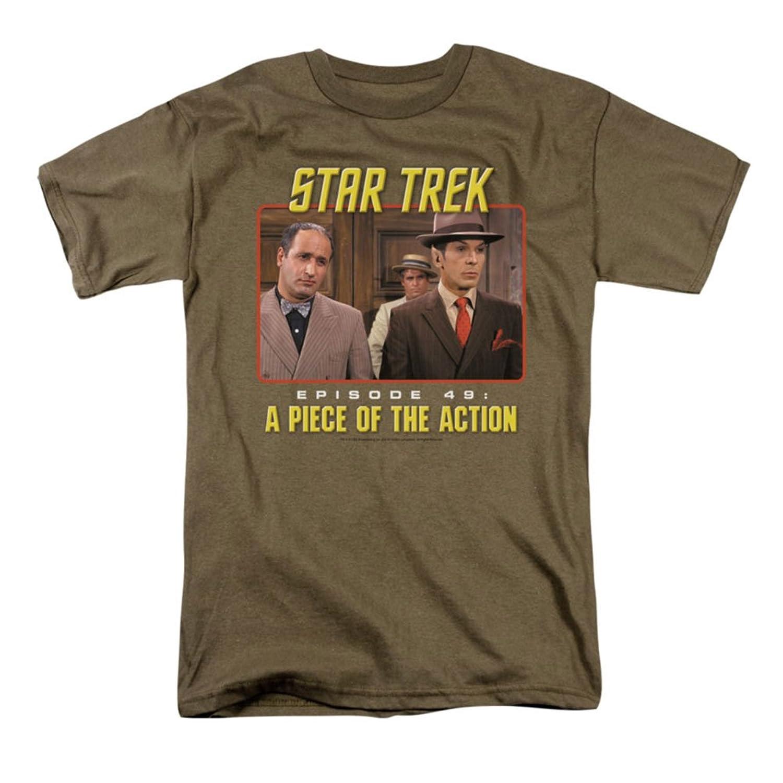 Star Trek T-Shirt - Episode 49 Original Series Tee