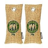 JungleArrow Natural Air Purifying Bags, Shoe Deodorizer and Odor...