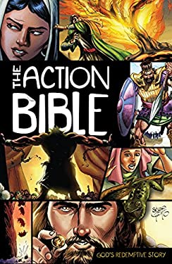 The Action Bible: God's Redemptive Story (Action Bible Series)