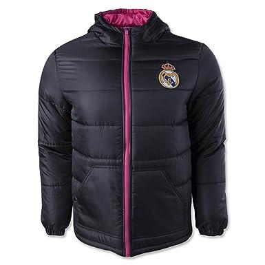 Amazon.com: Real Madrid chamarra (Tamaño Grande): Clothing