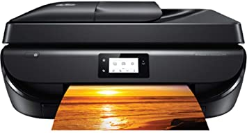 HP DeskJet Ink Advantage 5275 Multi-Function Wireless Printer(Black) Inkjet Printers at amazon
