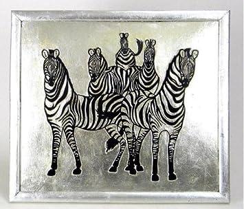 Wayborn Furniture 4725 Zebra Wall Panel