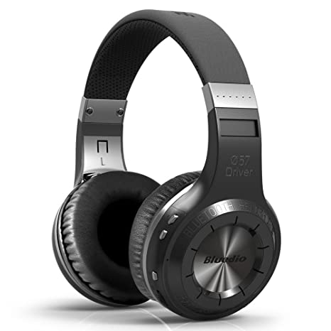 Bluedio HT(Shooting Brake) wireless auricolari cuffie bluetooth 4.1 stereo  headphones (Black) 55d5c3646170
