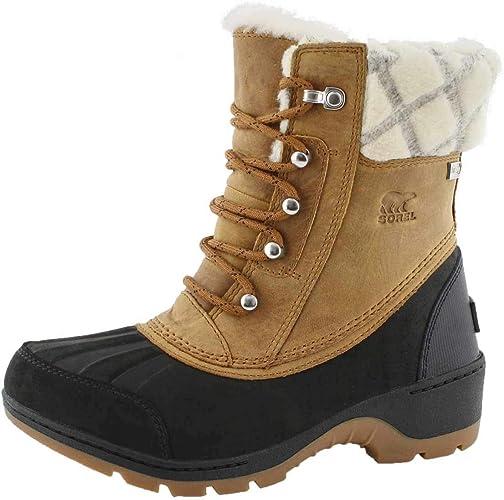Sorel Womens Whistler Mid Boots