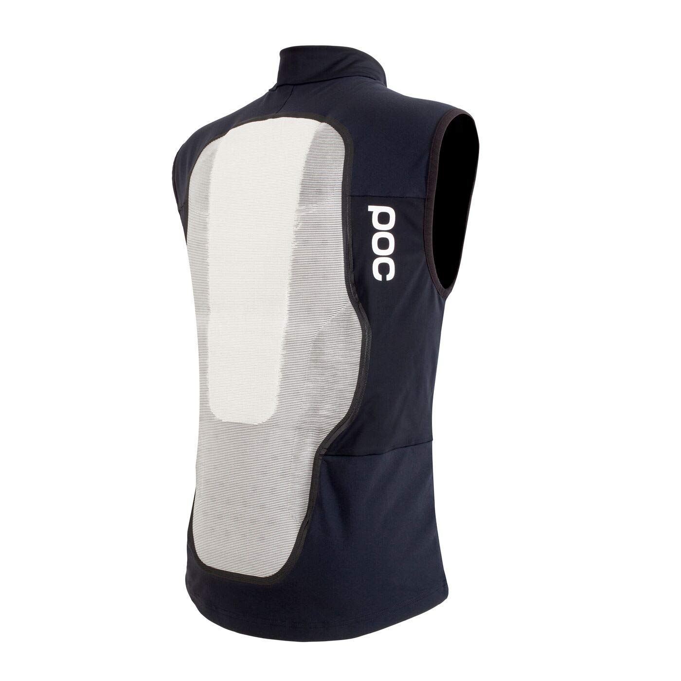 (Large, black (uranium ))  POC Sports Men's Spine Vpd System Slim Vest