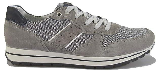 Camoscio Sportive Scarpe Primavera Estate Imac Sneakers