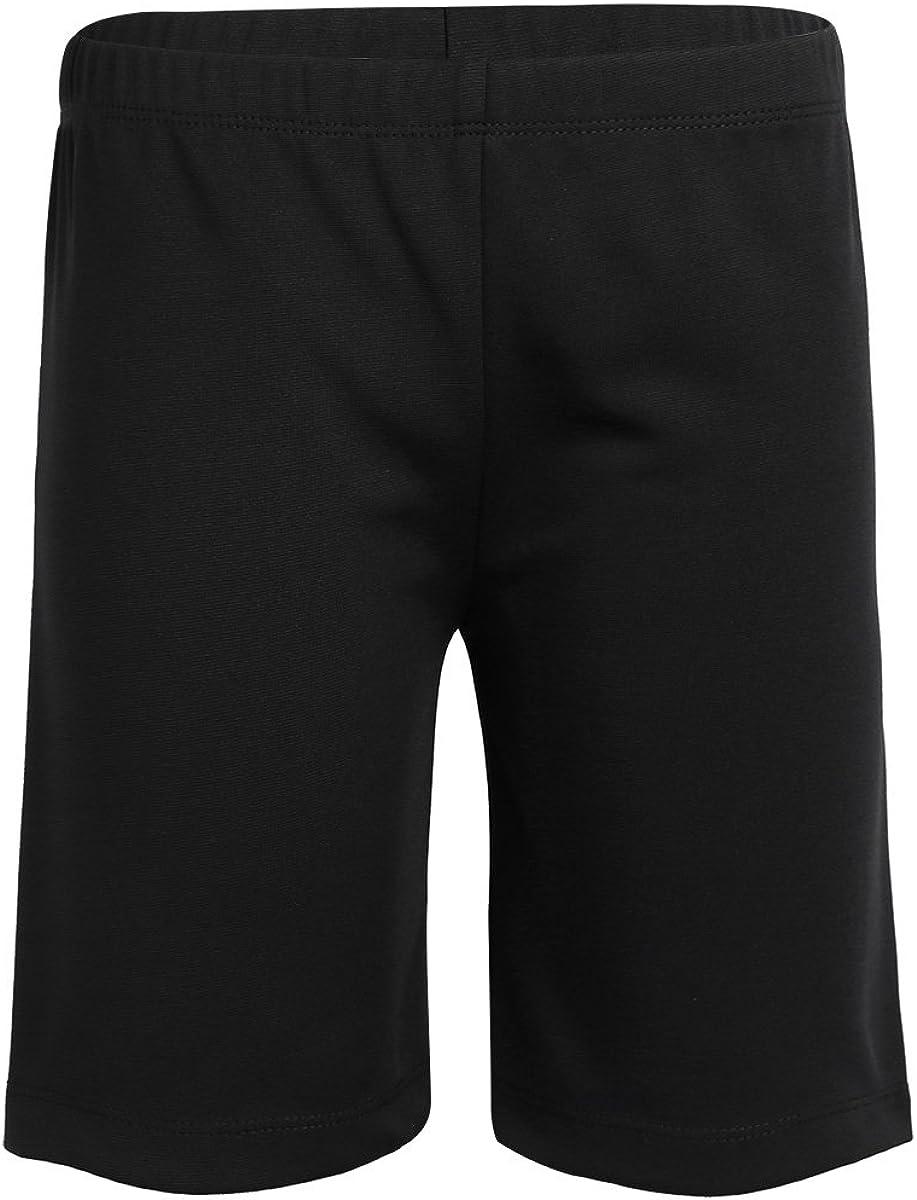 TiaoBug Girls' Outdoor Recreation Shorts Cycling Pants Basketball Running Volleyball Tennis Soccer Bike Shorts Underwear