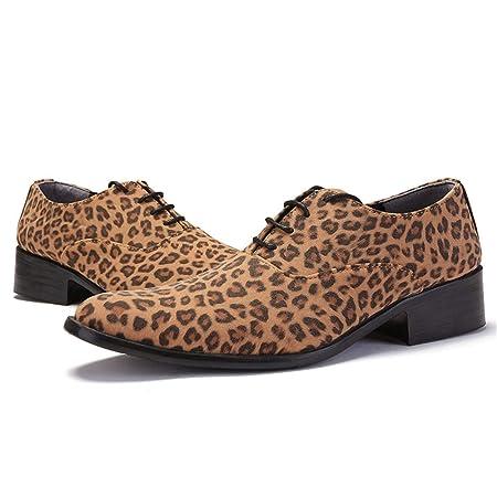 2019 Zapatos Hombre, Atar con cordones los zapatos oxford ...