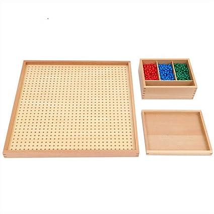 Amazon.com: DANNI Montessori - Juguete educativo para niños ...