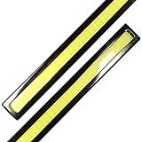 薄さ4ミリ 10W 完全防水 強力 ムラ無し 全面発光 LED COB デイライト バーライト パネル イルミ 14cm長 GC-UL2Q-XBEJ