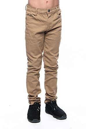 Amazon.com: Boys Kids Daniel L Color Denim Casual Fashion Skinny ...