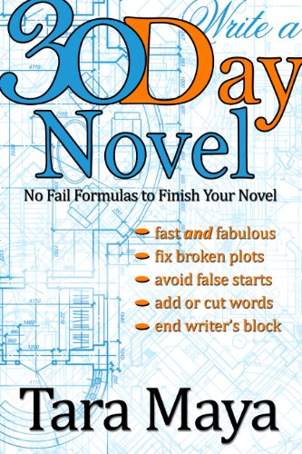 30 Day Novel How To Write A Book In A Month