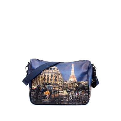BORSA DONNA Y Not? Tracolla Bag Midnight In Paris Yes 370