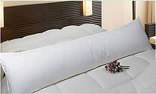 Luxury Duck Feather /& Down V Shape Pillows Neck Back Support **Special Offer**