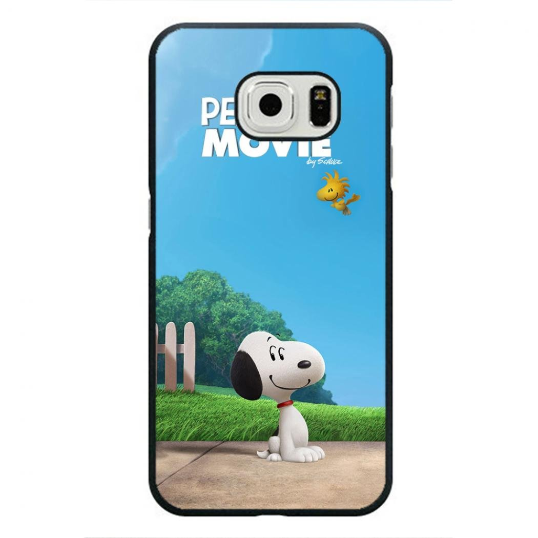 cover samsung s6 edge snoopy