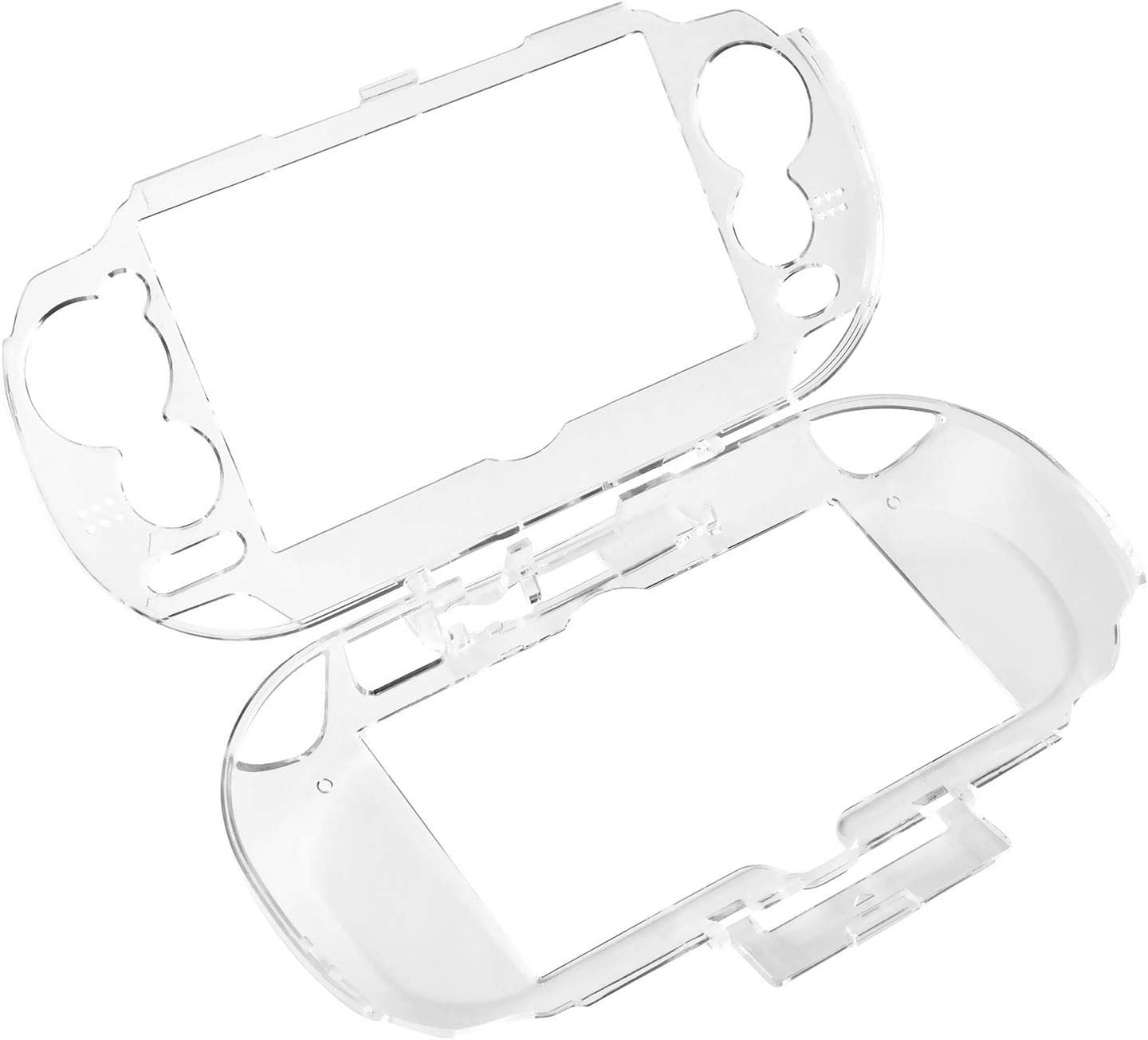 Insten Snap On Crystal Case Compatible With Sony Playstation Vita Cystal Ps Clear Eforcity