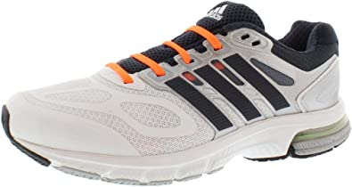 Adidas Running Supernova Sequence 6 W Running White/Negro/Resplandor Naranja Zapatilla de Deport: Amazon.es: Zapatos y complementos