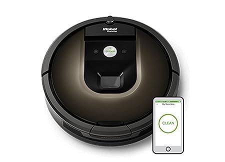 iRobot Roomba 980 Robot Aspirador: Irobot: Amazon.es: Hogar
