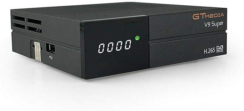 MUNDDY - GT Media DVB-S2 Digital Receptor de TV por Satélite ...