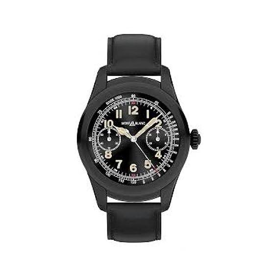 Cumbre de Montblanc reloj Smartwatch
