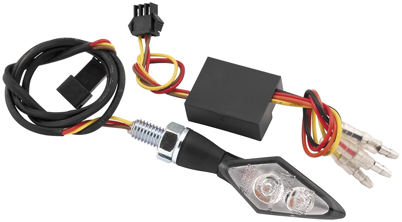 Amazon.com: TURNSIG LED MINICOMP REAR BLK: Automotive