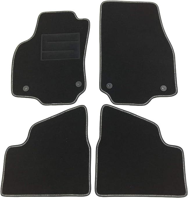 Accessori originali Opel 1724069 Set 4 tappeti sportivi in velluto per Corsa D