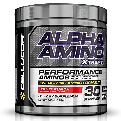 Cellucor Alpha Xtreme des acides