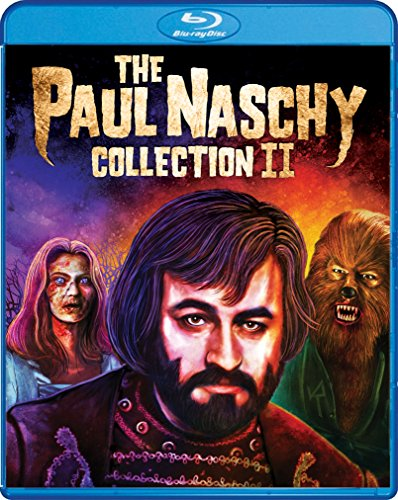 Paul Collection - The Paul Naschy Collection II [Blu-ray]