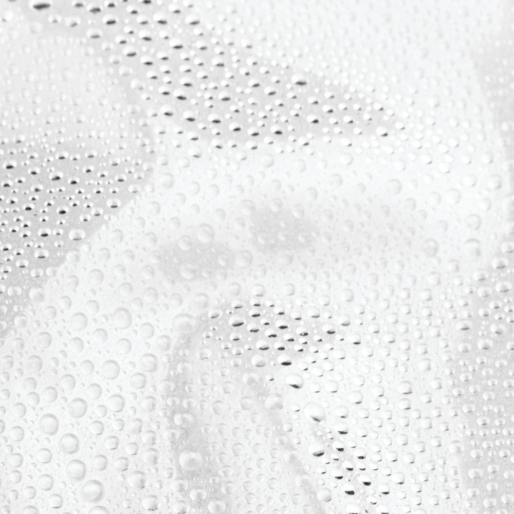 Long 72 x 84 InterDesign Vinyl Shower Liner Clear 14571